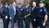 Chief Pizzano honored during Annual NYPD Medal Day ceremony